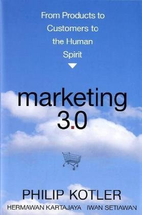 Portada libro Marketing 3.0