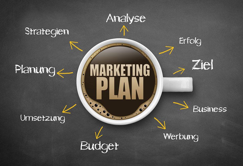 cuadro de mando de marketing