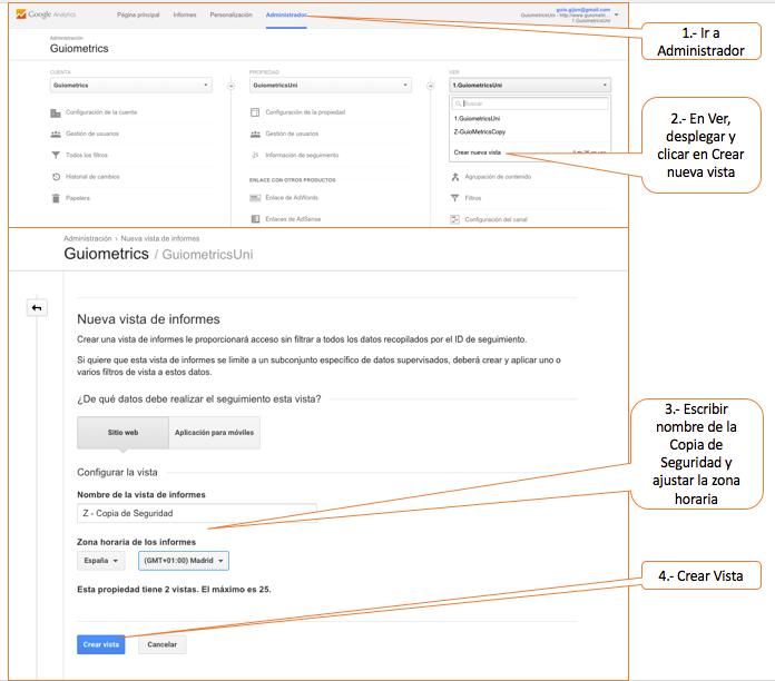 Cómo configurar Google Analytics 01