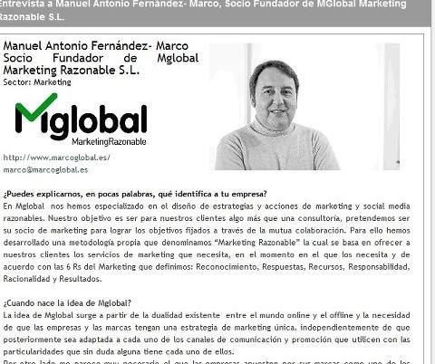 Entrevista a Mglobal Marketing