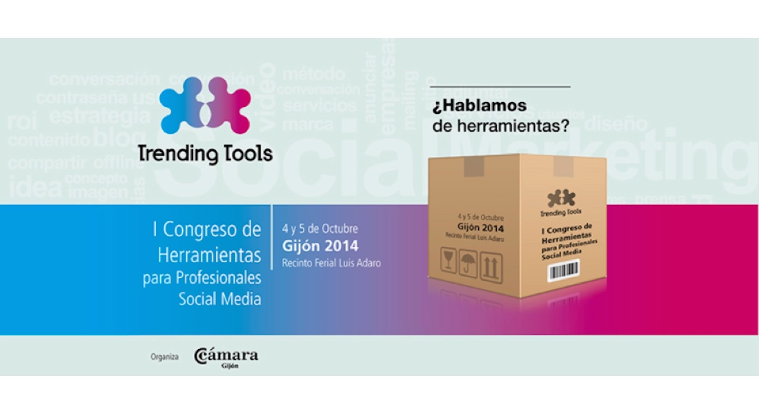 herramientas de Social Media, Congreso Trending Tools