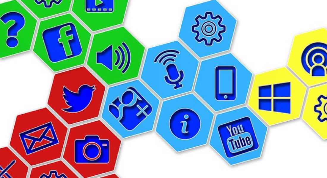 guía de uso de medios sociales