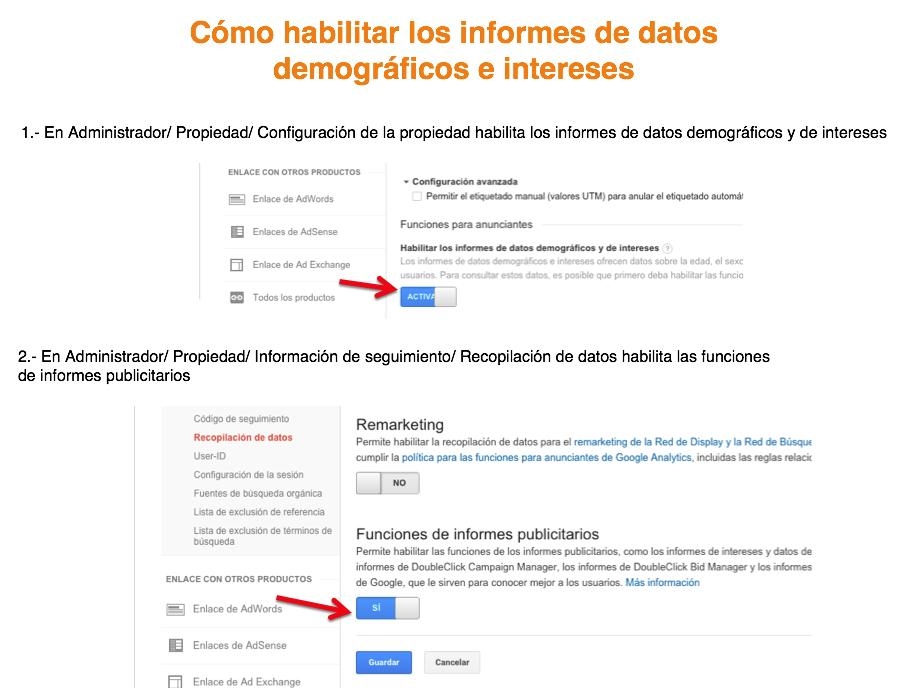 Cómo configurar Google Analytics 04