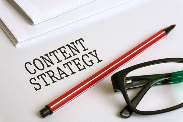 marketing de contenidos content strategy