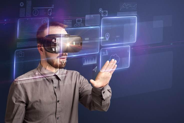 realidad aumentada y virtual