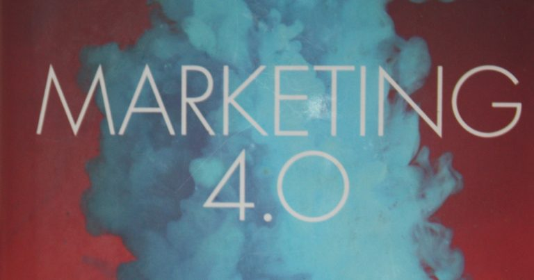 Libro de Philip Kotler Marketing 4.0