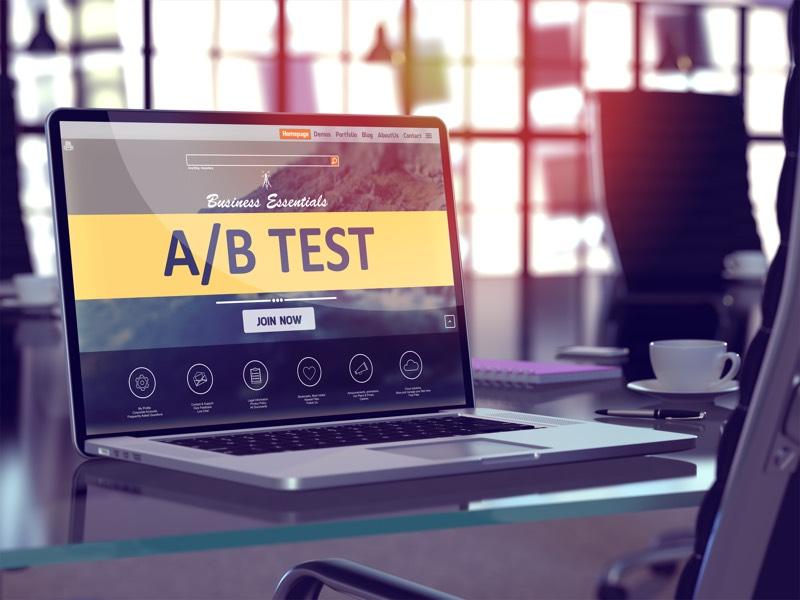 Resultado de imagen para prueba A/B seo