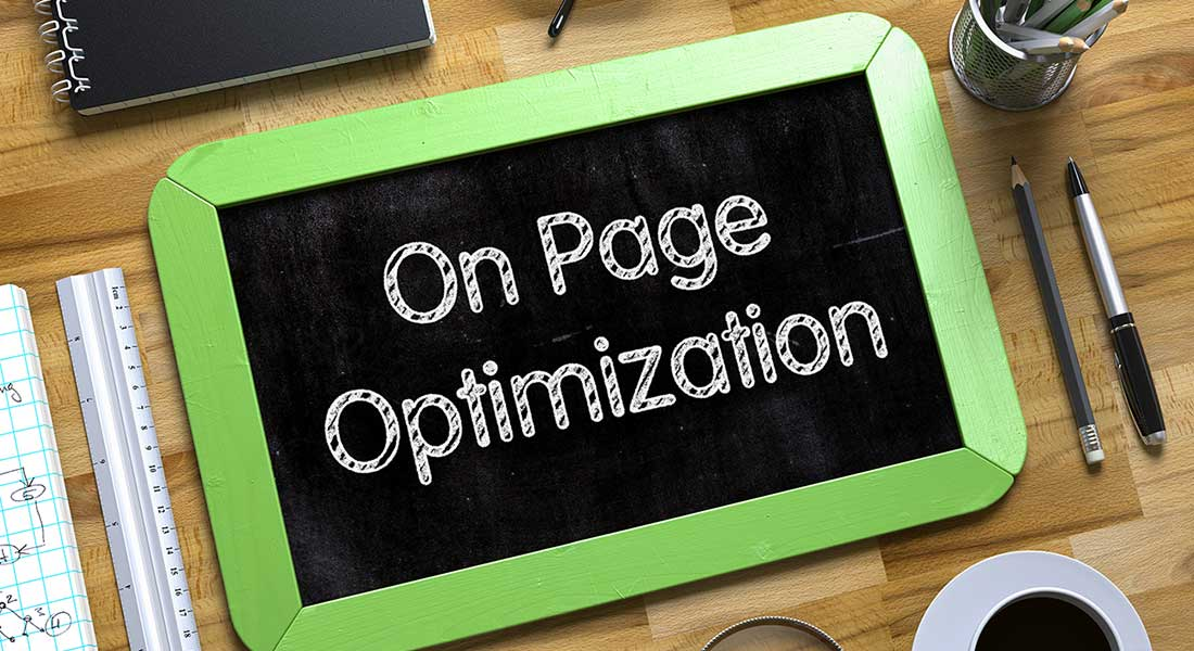 SEO on page para posicionar un sitio web
