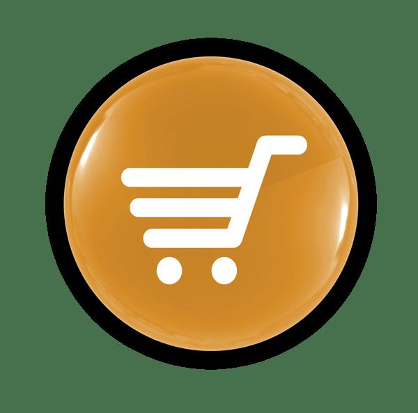 icono carrito d ela compra en estrategia y servicios de comercio electronico y e-commerce