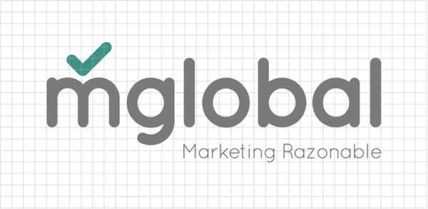 logotipo Mglobal Marketing Razonable