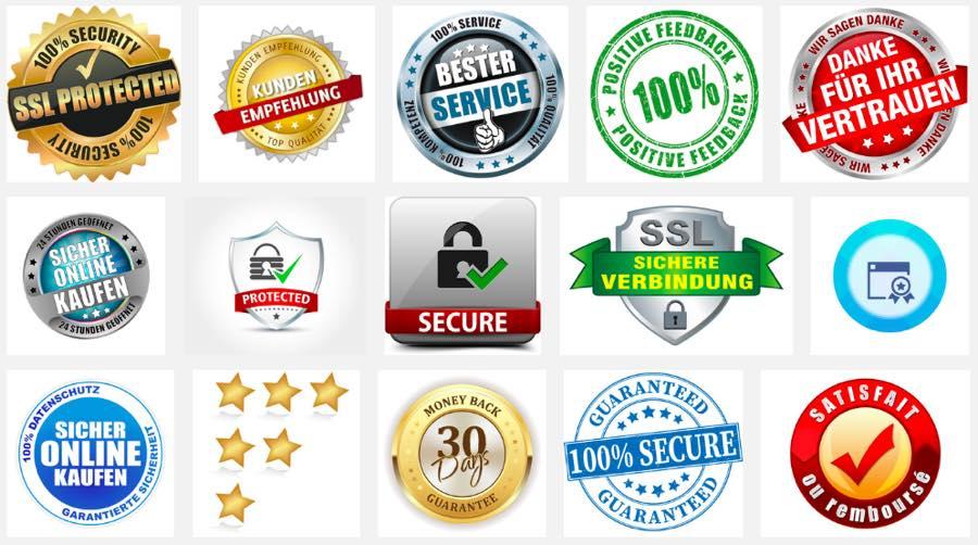 sellos de confianza online para ecommerce