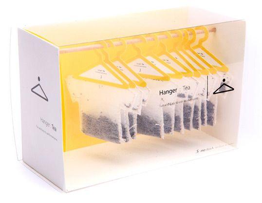 packaging originales bolsitas de té