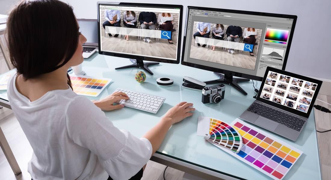 La importancia de las imágenes para una web