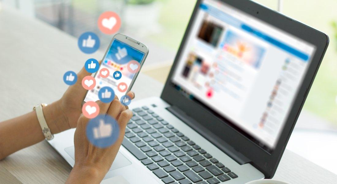 Las redes sociales y las promociones en vías orgánicas